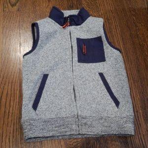 Crewcuts Vest Size 3